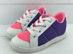 Кроссовки Waldi 30-36 р фиолетовые